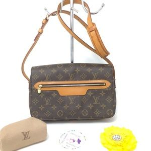 Louis Vuitton Monogram St Germain Bag
